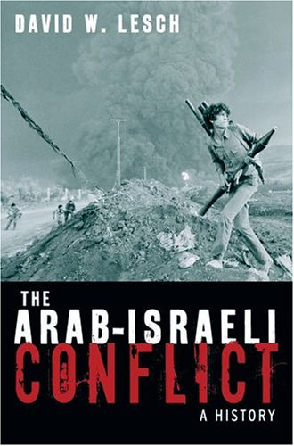 Arab-Israeli Conflict A History  2008 edition cover
