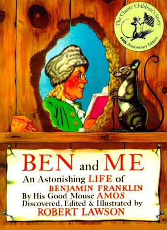 Ben and Me   1967 edition cover