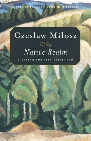 Native Realm A Search for Self-Definition  2002 edition cover