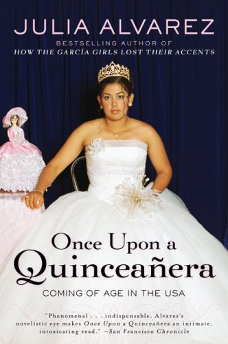 Once upon a Quinceanera Coming of Age in the USA N/A edition cover