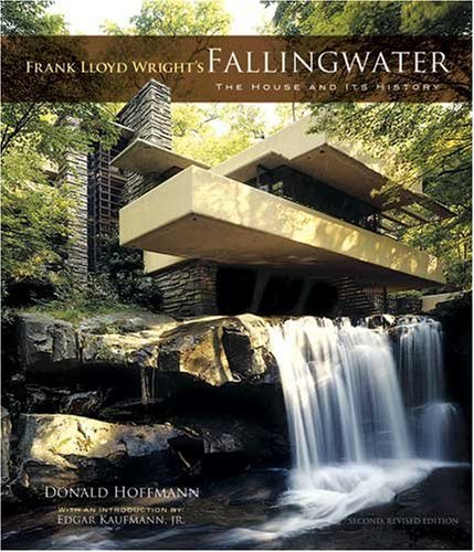 Frank Lloyd Wright's Fallingwater The House and Its History 2nd 1993 (Revised) edition cover
