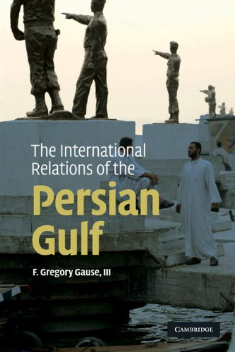 International Relations of the Persian Gulf   2009 edition cover