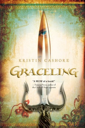Graceling   2008 edition cover