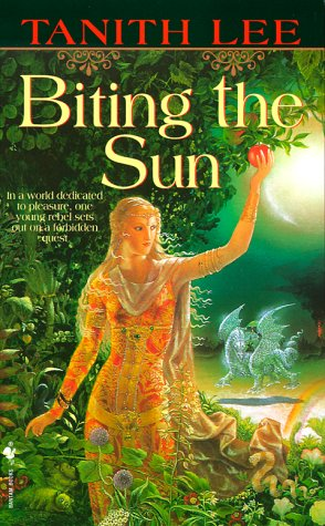 Biting the Sun  N/A edition cover