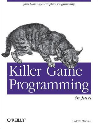 Killer Game Programming in Java   2005 edition cover