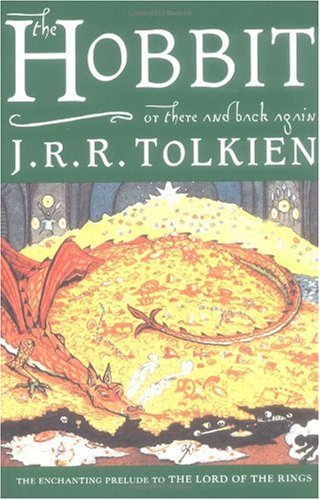 Hobbit Or There and Back Again  2002 edition cover
