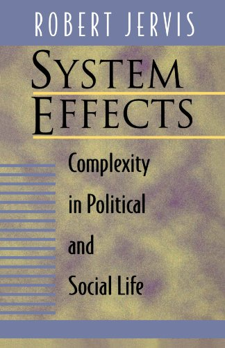 System Effects Complexity in Political and Social Life  1997 edition cover