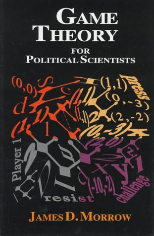 Game Theory for Political Scientists   1995 edition cover