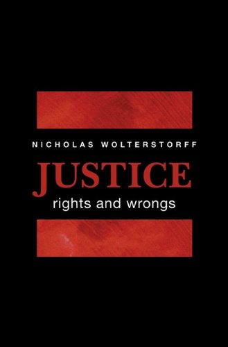 Justice Rights and Wrongs  2010 edition cover