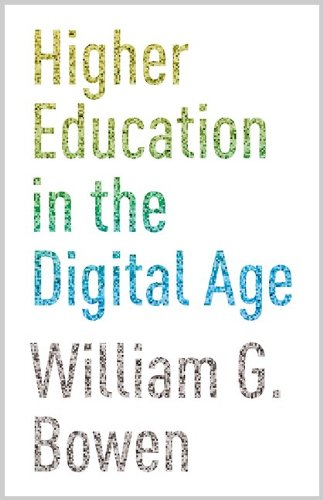 Higher Education in the Digital Age   2013 edition cover