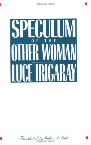 Speculum of the Other Woman   1985 edition cover