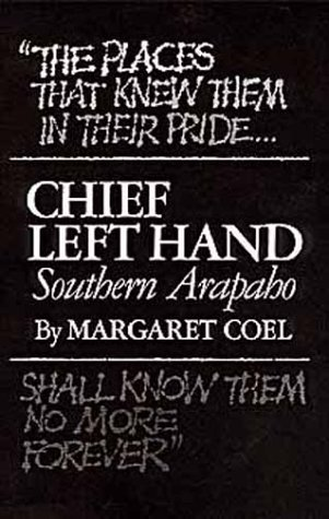 Chief Left Hand Southern Arapaho N/A edition cover