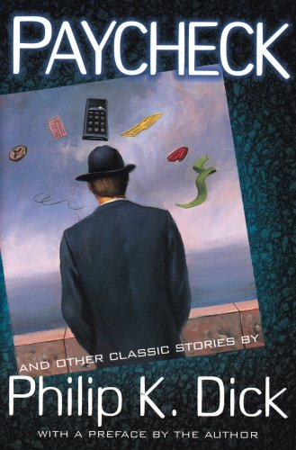 Paycheck and Other Classic Stories   1987 edition cover
