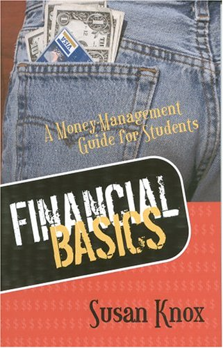 Financial Basics A Money-Management Guide for Students  2004 edition cover