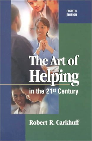 Art of Helping 8th 2000 edition cover