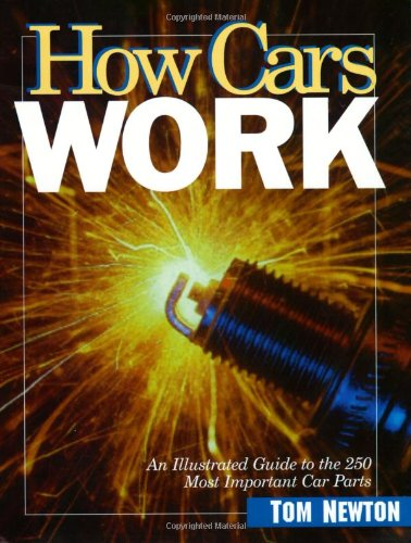How Cars Work   1999 9780966862300 Front Cover