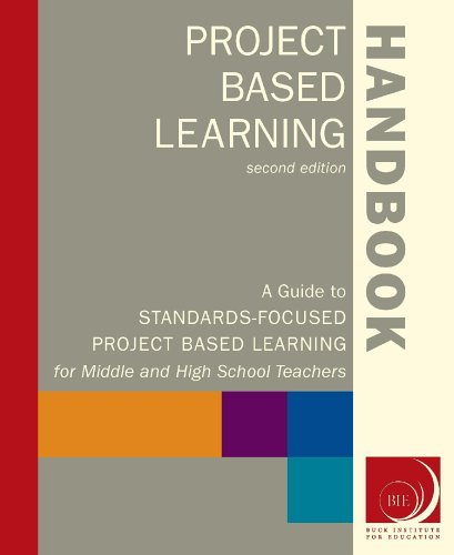 Project Based Learning Handbook 2nd 9780974034300 Front Cover