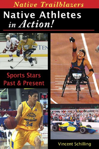 Native Athletes in Action Sports Stars Past and Present  2007 9780977918300 Front Cover
