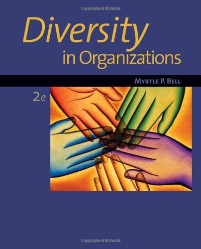 Diversity in Organizations  2nd 2012 edition cover