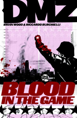 Blood in the Game   2006 9781401221300 Front Cover