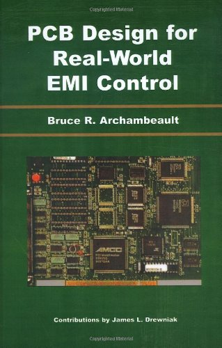 PCB Design for Real-World EMI Control   2002 9781402071300 Front Cover