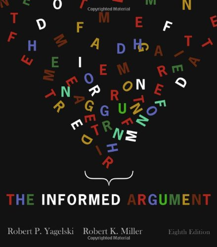 Informed Argument  8th 2012 edition cover