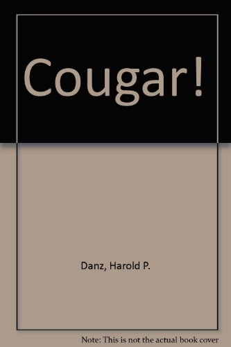 Cougar!:  2008 edition cover