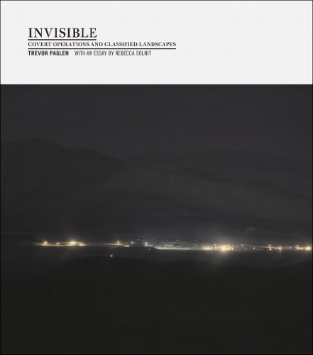 Invisible Covert Operations and Classified Landscapes  2010 edition cover