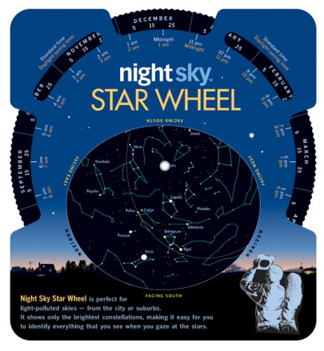 Night Sky Star Wheel   2007 edition cover