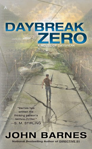 Daybreak Zero  N/A 9781937007300 Front Cover
