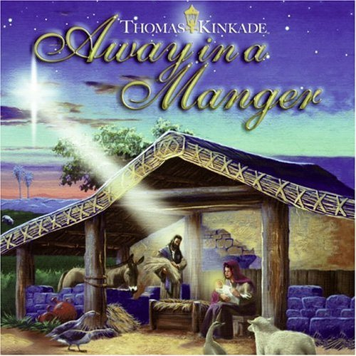 Away in a Manger   2005 9780060787301 Front Cover