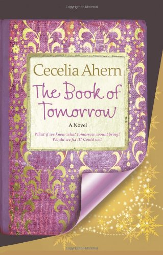 Book of Tomorrow   2010 9780061706301 Front Cover