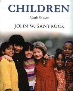 Children 9th 2007 edition cover