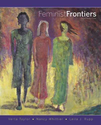 Feminist Frontiers  8th 2009 edition cover