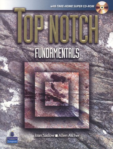 Top Notch Fundamentals with Super CD-ROM   2007 edition cover