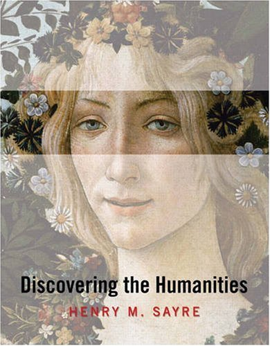 Discovering the Humanities   2010 edition cover
