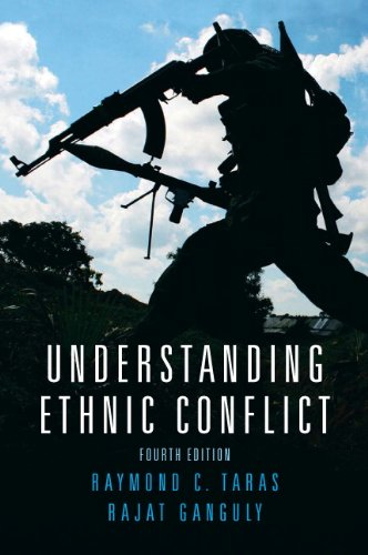 Understanding Ethnic Conflict  4th 2010 (Revised) edition cover