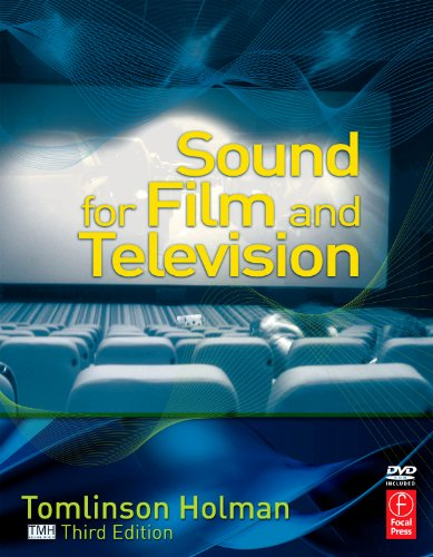 Sound for Film and Television  3rd 2010 (Revised) edition cover