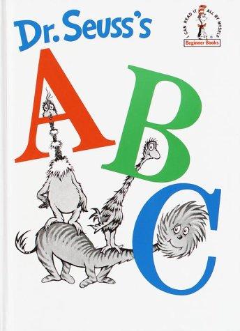 Dr. Seuss's ABC  N/A edition cover