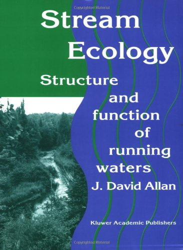 Stream Ecology Structure and Function of Running Waters  2004 edition cover