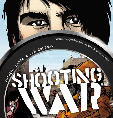Shooting War  N/A edition cover