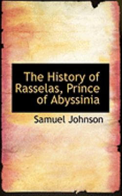 The History of Rasselas, Prince of Abyssinia:   2008 edition cover