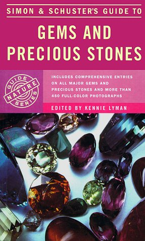 Simon and Schuster's Guide to Gems and Precious Stones   1986 edition cover
