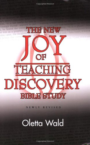 New Joy of Teaching Discovery in Bible Study  N/A edition cover