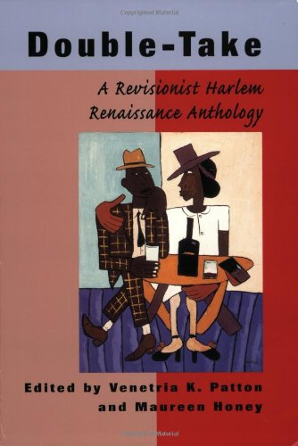 Double-Take A Revisionist Harlem Renaissance Anthology  2002 edition cover