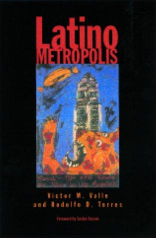 Latino Metropolis   2000 edition cover