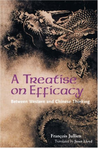 Treatise on Efficacy Between Western and Chinese Thinking  2004 edition cover
