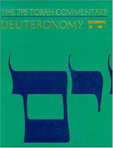 Deuteronomy  N/A edition cover