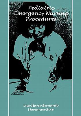 Pediatric Emergency Nursing Procedures  1993 9780867203301 Front Cover