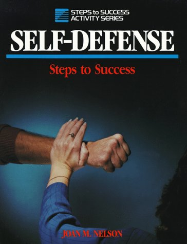 Self-Defense Steps to Success  1991 edition cover
